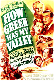 My Movie How Green Was My Valley 1941