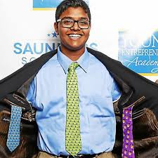 Aston sophomore's original product gets attention from Sam's Club CEO    Business   delcotimes.com