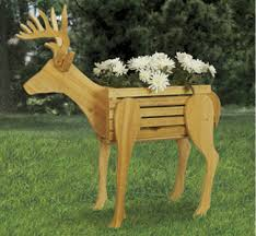 Wood Craft Patterns Unique All Other Deer Cedar Planter Woodcraft Pattern