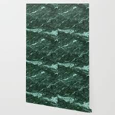 Dark Green Marble texture Wallpaper by ...
