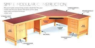 diy corner desk corner desk corner computer desk plans aw extra 7 modular desk system corner diy corner desk