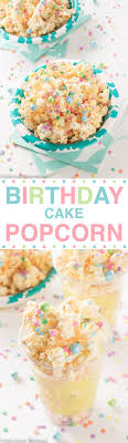 The 25 best Birthday cake flavors ideas on Pinterest