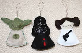15 <b>DIY Felt Christmas</b> Ornaments To Make With The <b>Kids</b>