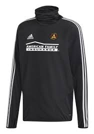 Adidas Long Warm Top Fc Atlanta United Sleeve