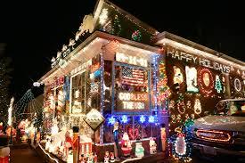 College Hill Christmas Lights Zapfs Christmas Display College Hill Cincinnati Ohio