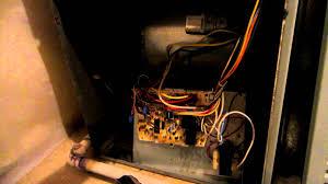 carrier 58sta stx. carrier 58pav furnice not turning on very loud humming. blower works fine. transformer? 58sta stx