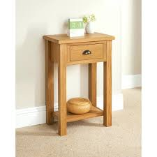 small console table with drawer. Small Console Table With Shelves Drawer