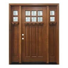 home front doorWood Doors  Front Doors  The Home Depot