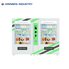 French Fry Vending Machine Canada Interesting China New Product SelfService Smart French Fry Vending Machine