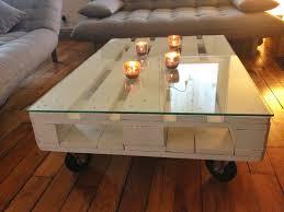 Table Basse Palette Diy