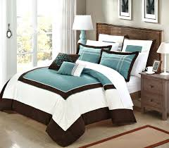brown bedding set duck egg blue and sets uk chocolate green double brown bedding set
