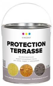 <b>Vincent Protection</b> Terrasse / <b>Винсент</b> Протексьон Террас масло ...
