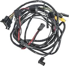 mopar parts electrical and wiring wiring and connectors 1970 mopar b body exc charger front light harness includes wiring for hood fender mounted turn