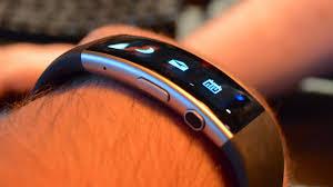 Microsoft Fitness Tracker Microsoft Band 2015 Next Level Fitness Tracking