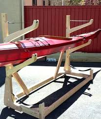 kayak storage rack plans canoe how to build a freestanding kayak storage rack plans canoe how