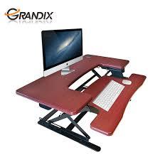 folding stand up workstation laptop desk height adjule computer table custom made modern adjule standing desk computer table height adjule