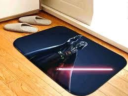 star wars area rug star wars rugs custom bath mat star wars printed floor mat toilet star wars area rug