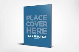 hardcover 8 5 x 11 book mockup template