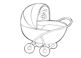 Kleurplaten Baby Piet