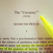 uncanny freud essay coursework help uncanny freud essay