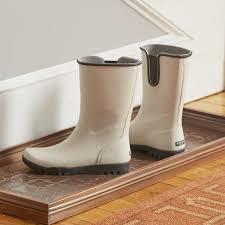 Decorative Boot Tray Birch Lane™ Bronze Boot Tray Reviews Wayfair 16