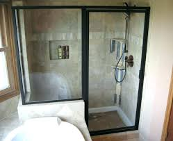 best way to clean glass shower doors large size of how keep cleaning vinegar baking soda
