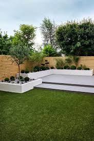 small low maintenance garden