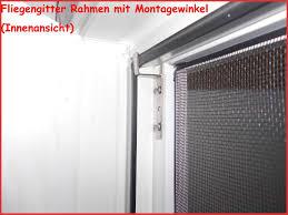 Fenster Fliegengitter Mit Rahmen 256088 Alu Fliegengitter