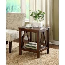 end table decor. Linon Home Decor Titian Antique Tobacco End Table End Table Decor A