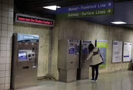 Septa Token Vending Machine Stunning Philadelphia PA Philadelphia Transit Says Good Bye To Metal Token