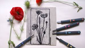 Easy Lino Print Designs Lino Printmaking An Introduction Creative Bloq