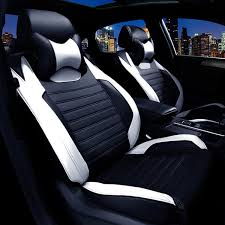custom leather car seat covers for mitsubishi lancer outlander pajero eclipse zinger verada asx i200 car