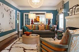 40 Eclectic Living Rooms For A Delightfully Creative Home Inspiration Cheap Modern Living Room Ideas Painting