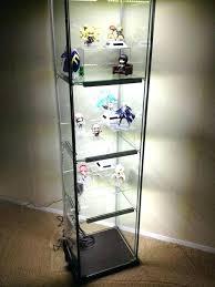 glass display case cool shot ikea home improvement cast 2018 door cabinet