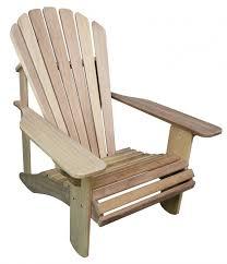 classic adirondack hardwood chair in iroko