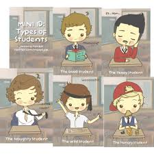 mini d types of students polyvore mini 1d types of students