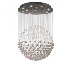 awesome chandelier ceiling lightodern crystal chandelier ceiling light large excelsior feature
