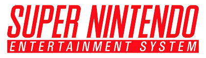 File:Super Nintendo Entertainment System logo.svg - Wikimedia Commons