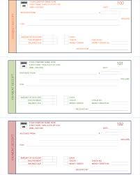 Payment Receipt Sample Template Download A Free Cash Receipt