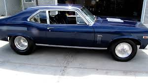 Chevy Nova ss 1969 - YouTube