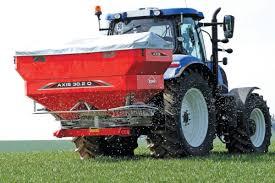 Kuhn Axis 30 2 Q Fertilizer Spreader At Farmers Equipment Co