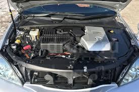 Двигатель 3MZ-FE технические характеристики. Toyota 3MZ-FE