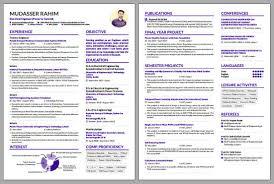 Impressive Resume Design Creative And Impressive Resume For You