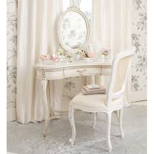 Delphine Distressed Shabby Chic Dressing Table