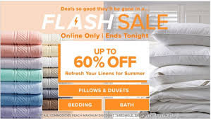 hudson s bay canada flash save up to 60 off bedding bath today