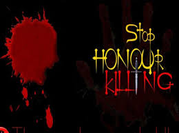 there is no honour in honour killing safeguarding women of acircmiddot