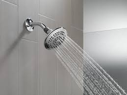 shower head images. Delta 75554 5-Spray Touch Clean Shower Head, Chrome - Plumbing Supplies Amazon.com Head Images I