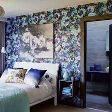 Bedroom feature wall ideas – accent ...