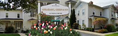 home abraham l green and son funeral home located in fairfield
