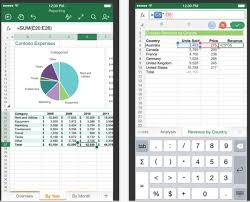 free xcel microsoft office apps for iphone ipad available as free download
